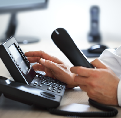 custom voip services user